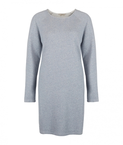 Effie Loopback Dress Blue - People Tree