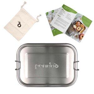 Lunchbox aus Edelstahl | 800ml oder 1200ml - pandoo