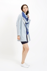 Nisha Drape Jacket - People Tree