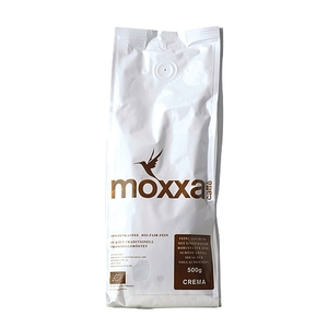 Bio Kaffee Crema - moxxa - Bohnen - 500 gr - Moxxa