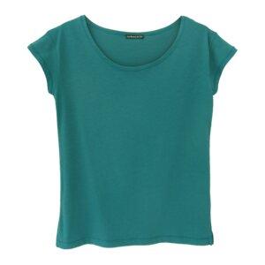 T-Shirt Loose Green - Les Racines Du Ciel