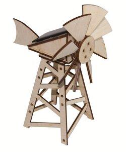 Amerikanische Solar-Windmühle - Sol-Expert