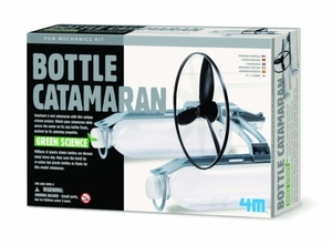 Bottle Catamaran - Green Science