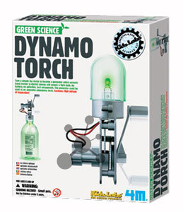 Dynamo Lampe - Green Science