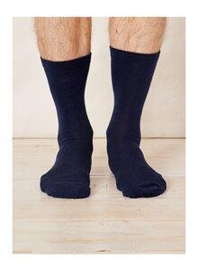 4er Pack Bambus Socken navy - Braintree