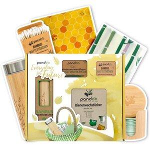 Geschenkset - Nachhaltige Alltagsprodukte - Alltags-Set - EVERYDAY FOR FUTURE - pandoo