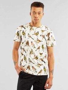 T-shirt Stockholm Autumn Birds - DEDICATED