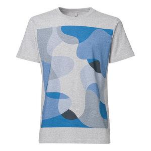 ThokkThokk Reef Herren T-Shirt melange grey - THOKKTHOKK