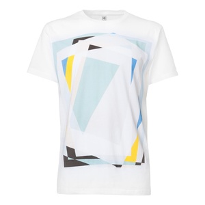 ThokkThokk Mirror Herren T-Shirt white - THOKKTHOKK