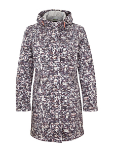 Parka Fairbanks Lava Print - LangerChen