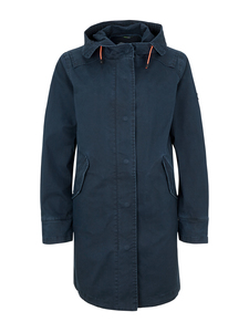 Parka Fairbanks New Navy - LangerChen
