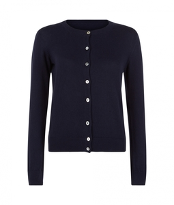 Catherine Cardigan Navy - People Tree