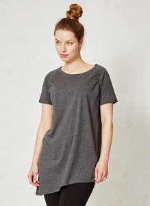 Hannah Tunic Charcoal - Thought | Braintree