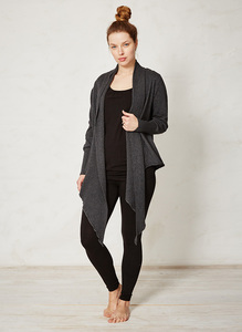 Briar Cardigan Charcoal - Thought | Braintree