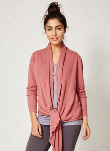 Briar Cardigan Soft Pink - Thought | Braintree