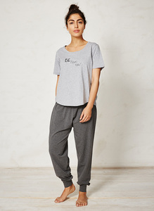 Papillon Slacks Dark Charcoal - Braintree
