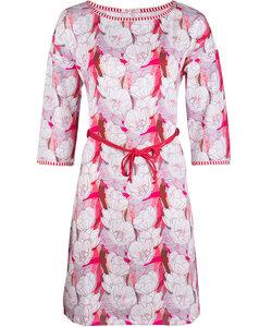 Flower Dress poppy red - Alma & Lovis