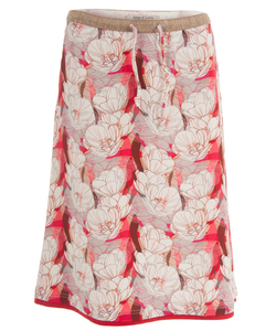 Flower Skirt poppy red - Alma & Lovis