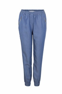 SPENCE TROUSERS- blue denim - Komodo
