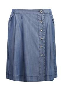 MASSILIA skirt - dark denim - Komodo