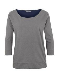 Shirt Round Neck in grau - Les Racines Du Ciel