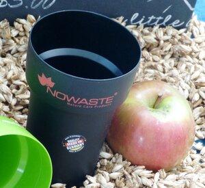 Farbige Mehrweg-Becher 300 ml aus Baumsaft - NOWASTE