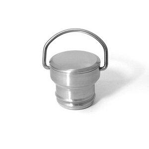 Schraubverschluss Edelstahl für ZEN/CHI Trinkflasche - ECO Brotbox