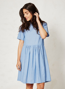 Kara Dress - light denim - Braintree