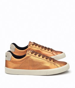 Esplar Low Leather Copper  - Veja