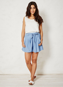 Kara Shorts - light denim - Braintree