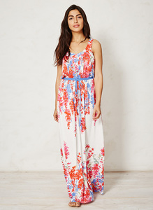 Florinda Maxi Dress - floral - Braintree