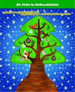 Weihnachtskarte und -deko - EUGEA