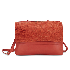 schicke Tablet Bag #weissensee - coral salmon - NINE TO FIVE