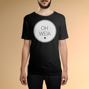 'Oh weia', Fair Trade T-Shirt Herren - What about Tee