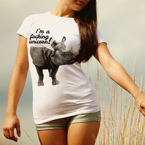 I´m a fucking unicorn! - What about Tee