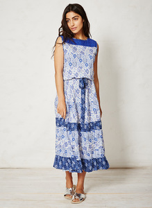 Alaura Dress - blau - Thought | Braintree