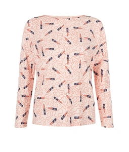 Zandra Rhodes Lipstick Top - People Tree