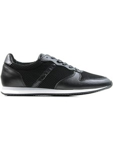 Classic Trainers Black - WILLS LONDON