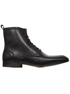 SLIM SOLE DRESS BOOTS - WILLS LONDON