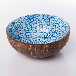 Mosaik-Kokosnuss Schale - Bea Mely