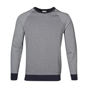 Langarmshirt - Pique Sweat - KnowledgeCotton Apparel
