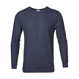 Structure Long Sleeve Tee - KnowledgeCotton Apparel