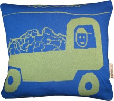 Spielkissen Lastwagen - ingegerd