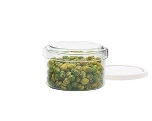 Glasdose mit Glas - und Kunststoffdeckel - Trendglas Jena