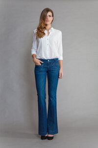 CELINA Night Blue - SEY organic Jeans