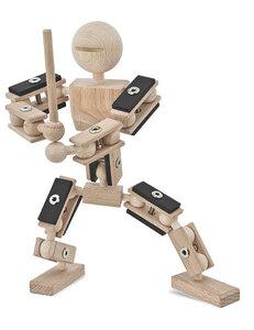 Helden aus Holz 'Ninja' - Helden aus Holz