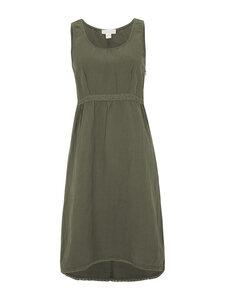 Kleid mit Spitze von Madness - olive - Madness