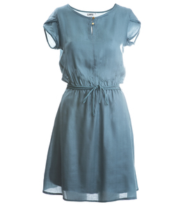 Champaner Dress Turquois - GLIMPSE Clothing