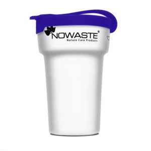 Nowaste Becher Deckel  - NOWASTE