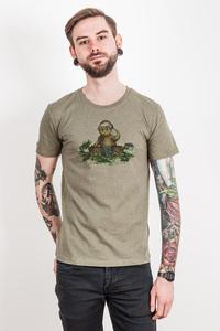 Robert Richter – Natural Turntables - T-Shirt - Nikkifaktur